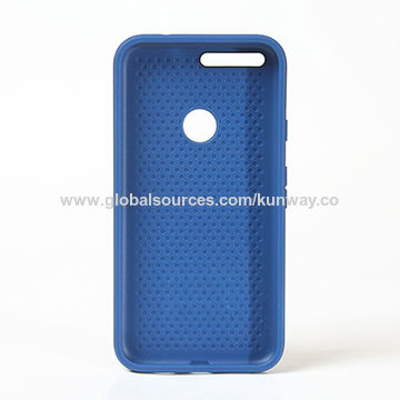 China Clear shock resistance cases, latest design, combined with TPU/PC or two colors material