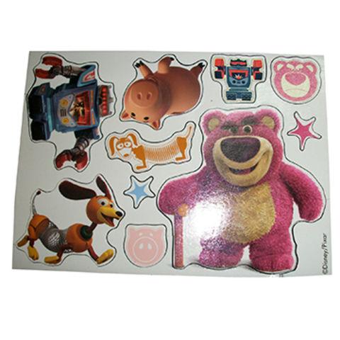 China Pre-cut Fridge Magnet, Suitable for Souvenirs and Promotion, Safe for Children