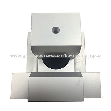 Machine parts with CNC machining for aluminum alloy use, air cylinder parts