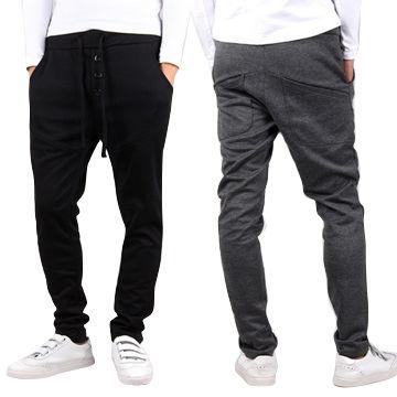 2017 fashion custom boy's jogger trousers