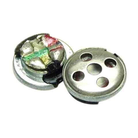 10mm Neodymium Mylar Speaker with 32 Ω Impedance, NdFeB Magnet