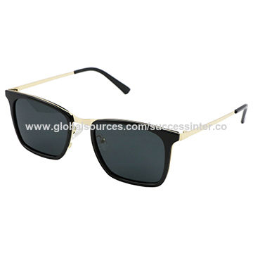 Unisex's Sunglasses, TR 90, UV 400 Lens, CE/FDA/Available in Various Colors/Designs/OEM Welcome