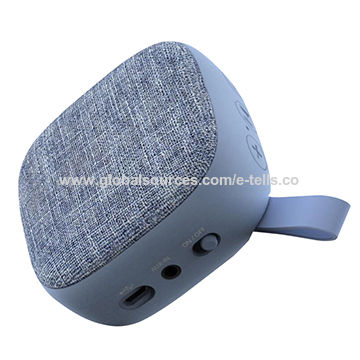 New design fabric cloth Bluetooth speaker