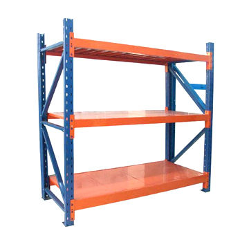 High quality industrial steel rack for heavy duty pallet storage