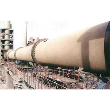 Rotary kiln for cement, building material, metallurgy, chemical etc industries