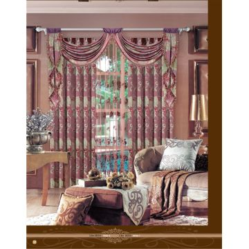 Gentil Medusa Style Living Room Colourful Curtains/ Luxury Embroidery Elegant  Bedroom Entrance Door And Win