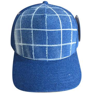 China Baseball cap with spray printing