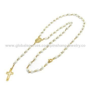 China Necklace with pearls