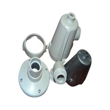 China Zinc alloy casting
