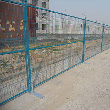 China Temporary Fencing Pricing