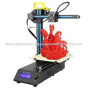 China FDM laser personal 3D printer, small 3D printer kit, FDM 3D printer micro 3D printer, 201*210*210mm