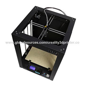 China Creality 3D cross axis high precision 3D Printer 3D max PCB