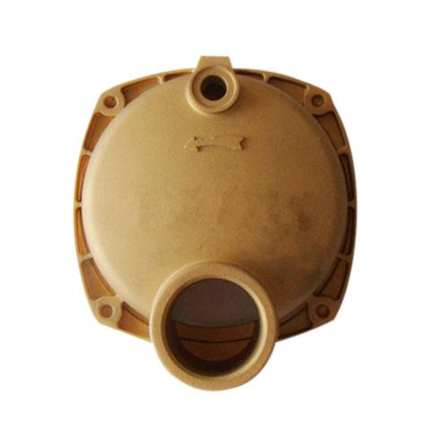 Die-casting brass pump body