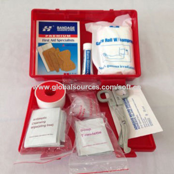 China First aid kit bag, OEM and OEM products accepted