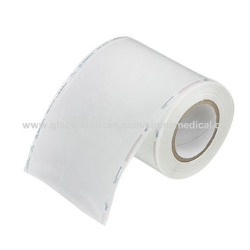 Taiwan Sterilization Rolls, 150mm x 200m Width Tyvek Paper/Film for Medical Packaging and Supply