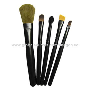 Hong Kong SAR Travel Brush Set