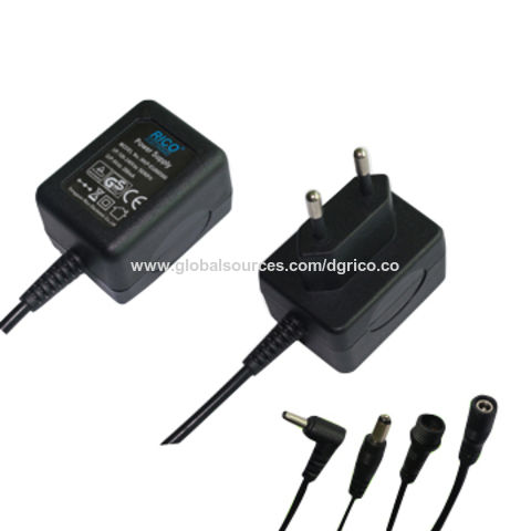 5Vdc 1A 5W,direct plug in,VDE plug power supply,switching mode with TUV/GS/CE/RoHS/VI certified