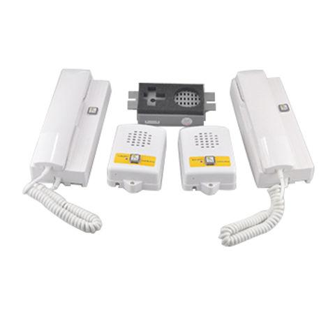 Elevator Intercom System, 5-way Communication System