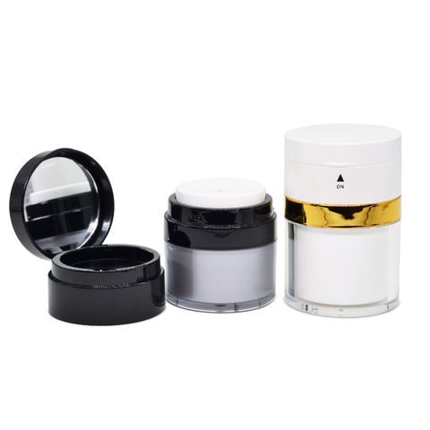 Acrylic Airless Pump Bottle for Cosmetic