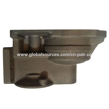 China Engine Shield, Device Housing, T6 Heat Treatment, Made of Aluminum Alloy A356