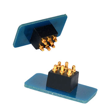 China PCB connector with pogo pin