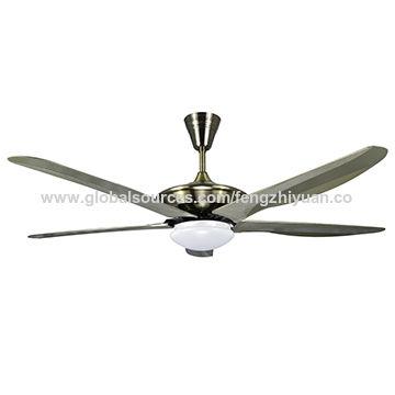 56-inch Modern Design light Ceiling Fan Light with 5 Blades 2015
