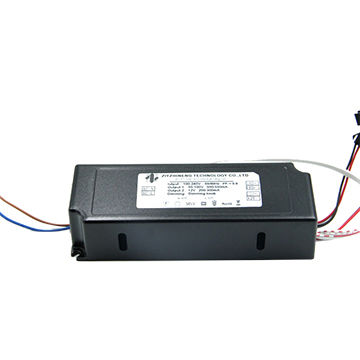 China 60W dimming power supply with fan