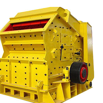 Impact crusher for mining, cement, chemical ceramic and glass industries