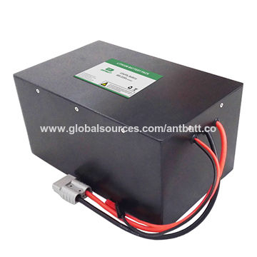 High Capacity 48V 22Ah LiFePo4 Electric Motorcycle Battery Pack
