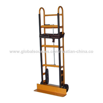 China Hand Trolley with Powder Coating and Pb-free/UV Resistance