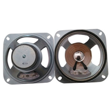 China Thin Mylar Speakers with Power Rating of 10W, 16Ω Impedance