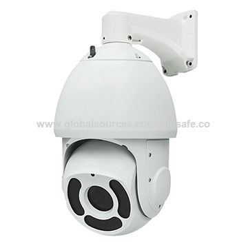 Network HD 2.0MP IR High Speed Dome