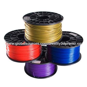 Pla Fluorescent Blue 3d Printer Filament Trend Mark Go 3d