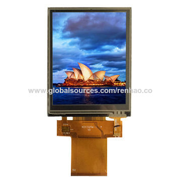 3.2-inch TFT LCD module with MCU interface 240x320 resolution