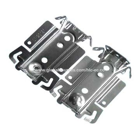 China Stamping Parts, Made of Carbon Steel, RoHS Marked, OEM order is Welcome