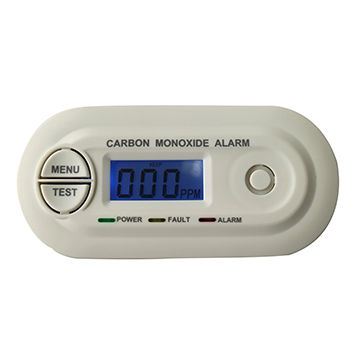 China LCD Display CO Carbon/Carbon Monoxide Alarm, Monitor Alarm Detector, Horn Speaker, Horn Alarm