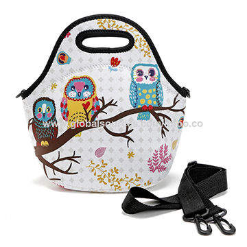 China Insulated neoprene lunch bag from Shenzhen Trading