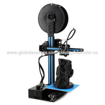 China Personal 3D Printer, Full Metal DIY 3D Printer Kit, Desktop 3D Printer Parts, DIY 3D Printer Kit