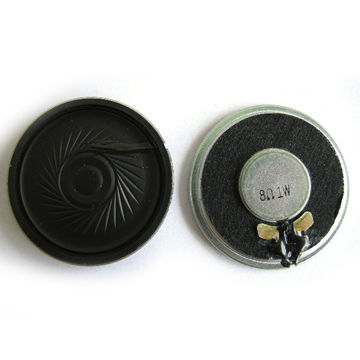 China Waterproof Speakers with 40mm Diameter