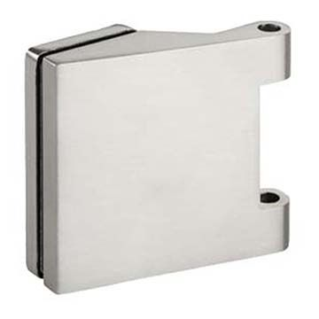 China Solid Aluminium Hinge for Glass Door