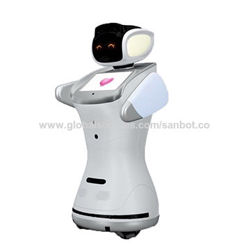 China Custom service programmable intelligent interactive cognitive robot