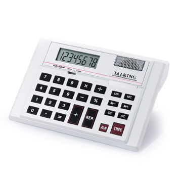Digital Talking Desktop Calculator, Comes in 8 Digits