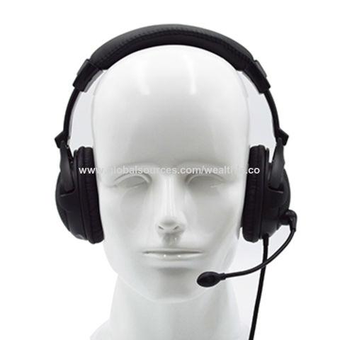 Hong Kong SAR Computer headset with 40 mm driver