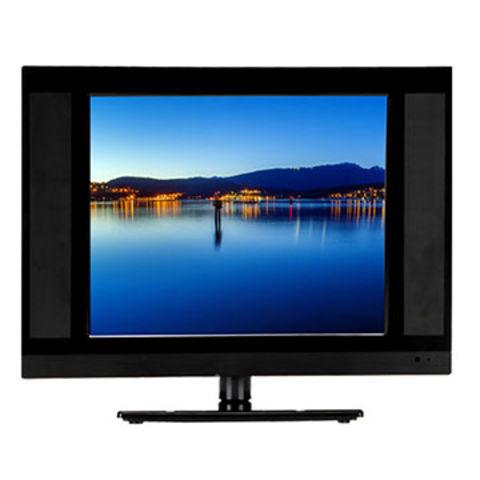 China 20.1-inch LCD TV, Very Slim casing Design