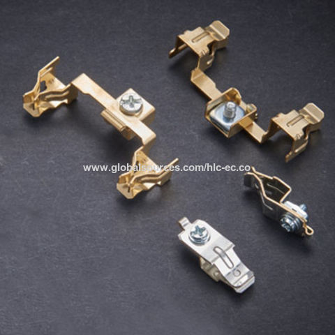 China Terminal blocks, made of stainless steel, supplier to ABB