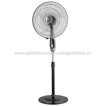 China Stand Fan with 60W Power, Stylish Design