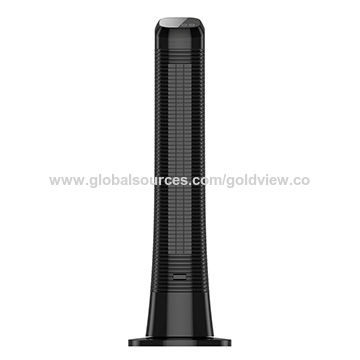 China 70cm Tower Fan, Super Heavy-duty Motor with Over-heat Protection