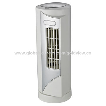 China Tower Fan, Super Heavy-duty Motor with Over-heat Protection