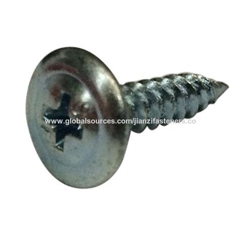 Truss head self tap screw