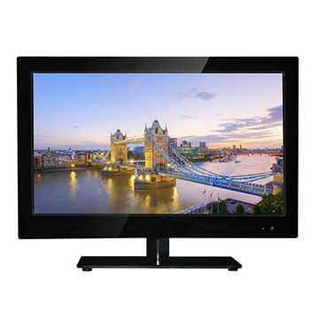China 18.5-inch LED TV, Very Slim Casing Design